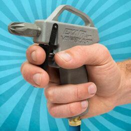 Blåspistoler